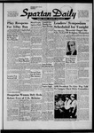 Spartan Daily, December 6, 1956 by San Jose State University, School of Journalism and Mass Communications