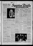 Spartan Daily, December 10, 1956 by San Jose State University, School of Journalism and Mass Communications