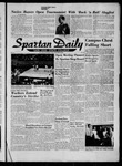 Spartan Daily, December 14, 1956 by San Jose State University, School of Journalism and Mass Communications