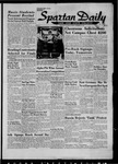 Spartan Daily, December 18, 1956 by San Jose State University, School of Journalism and Mass Communications