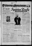 Spartan Daily, December 19, 1956 by San Jose State University, School of Journalism and Mass Communications