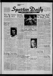 Spartan Daily, January 10, 1957 by San Jose State University, School of Journalism and Mass Communications