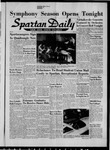 Spartan Daily, January 14, 1957 by San Jose State University, School of Journalism and Mass Communications
