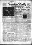 Spartan Daily, January 22, 1957 by San Jose State University, School of Journalism and Mass Communications