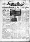 Spartan Daily, January 23, 1957 by San Jose State University, School of Journalism and Mass Communications