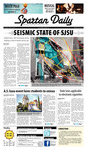 Spartan Daily March 18, 2010 by San Jose State University, School of Journalism and Mass Communications