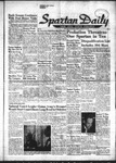 Spartan Daily, February 19, 1957 by San Jose State University, School of Journalism and Mass Communications