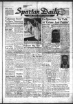 Spartan Daily, February 21, 1957 by San Jose State University, School of Journalism and Mass Communications