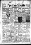 Spartan Daily, February 26, 1957 by San Jose State University, School of Journalism and Mass Communications