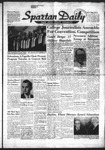 Spartan Daily, March 1, 1957 by San Jose State University, School of Journalism and Mass Communications