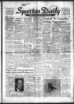 Spartan Daily, March 6, 1957 by San Jose State University, School of Journalism and Mass Communications