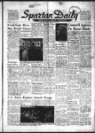 Spartan Daily, March 7, 1957 by San Jose State University, School of Journalism and Mass Communications