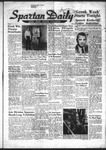 Spartan Daily, March 11, 1957 by San Jose State University, School of Journalism and Mass Communications