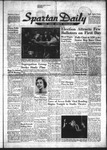 Spartan Daily, March 15, 1957 by San Jose State University, School of Journalism and Mass Communications
