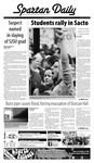 Spartan Daily March 23, 2010