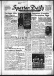 Spartan Daily, March 21, 1957 by San Jose State University, School of Journalism and Mass Communications