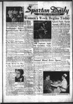 Spartan Daily, March 25, 1957 by San Jose State University, School of Journalism and Mass Communications