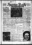 Spartan Daily, March 27, 1957 by San Jose State University, School of Journalism and Mass Communications