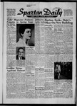 Spartan Daily, April 3, 1957 by San Jose State University, School of Journalism and Mass Communications