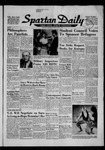 Spartan Daily, April 4, 1957 by San Jose State University, School of Journalism and Mass Communications