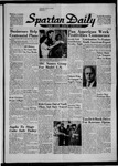 Spartan Daily, April 8, 1957 by San Jose State University, School of Journalism and Mass Communications