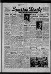 Spartan Daily, April 11, 1957 by San Jose State University, School of Journalism and Mass Communications
