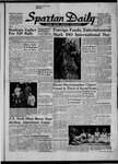 Spartan Daily, April 26, 1957 by San Jose State University, School of Journalism and Mass Communications