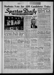 Spartan Daily, April 30, 1957 by San Jose State University, School of Journalism and Mass Communications