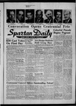 Spartan Daily, May 1, 1957 by San Jose State University, School of Journalism and Mass Communications