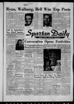 Spartan Daily, May 2, 1957 by San Jose State University, School of Journalism and Mass Communications