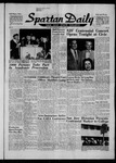 Spartan Daily, May 3, 1957 by San Jose State University, School of Journalism and Mass Communications