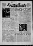 Spartan Daily, May 7, 1957 by San Jose State University, School of Journalism and Mass Communications