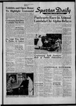 Spartan Daily, May 8, 1957 by San Jose State University, School of Journalism and Mass Communications