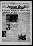 Spartan Daily, May 10, 1957 by San Jose State University, School of Journalism and Mass Communications