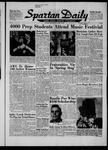 Spartan Daily, May 17, 1957 by San Jose State University, School of Journalism and Mass Communications