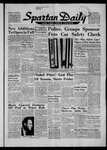 Spartan Daily, May 20, 1957 by San Jose State University, School of Journalism and Mass Communications