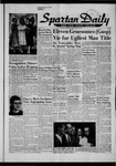 Spartan Daily, May 21, 1957 by San Jose State University, School of Journalism and Mass Communications