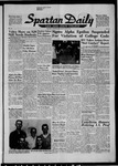 Spartan Daily, May 29, 1957 by San Jose State University, School of Journalism and Mass Communications