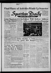 Spartan Daily, June 5, 1957 by San Jose State University, School of Journalism and Mass Communications