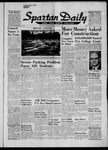 Spartan Daily, September 27, 1957 by San Jose State University, School of Journalism and Mass Communications