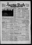 Spartan Daily, September 30, 1957 by San Jose State University, School of Journalism and Mass Communications