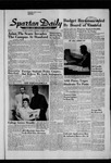 Spartan Daily, October 2, 1957 by San Jose State University, School of Journalism and Mass Communications