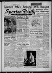Spartan Daily, October 3, 1957 by San Jose State University, School of Journalism and Mass Communications