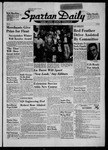 Spartan Daily, October 7, 1957 by San Jose State University, School of Journalism and Mass Communications