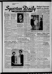 Spartan Daily, October 8, 1957 by San Jose State University, School of Journalism and Mass Communications