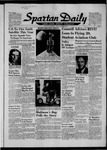 Spartan Daily, October 10, 1957 by San Jose State University, School of Journalism and Mass Communications