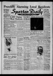 Spartan Daily, October 11, 1957 by San Jose State University, School of Journalism and Mass Communications
