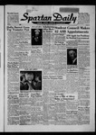 Spartan Daily, October 15, 1957 by San Jose State University, School of Journalism and Mass Communications