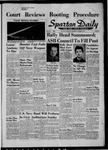 Spartan Daily, October 16, 1957 by San Jose State University, School of Journalism and Mass Communications