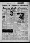 Spartan Daily, October 17, 1957 by San Jose State University, School of Journalism and Mass Communications